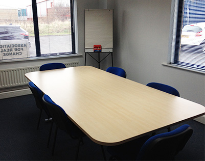 Room hire 1
