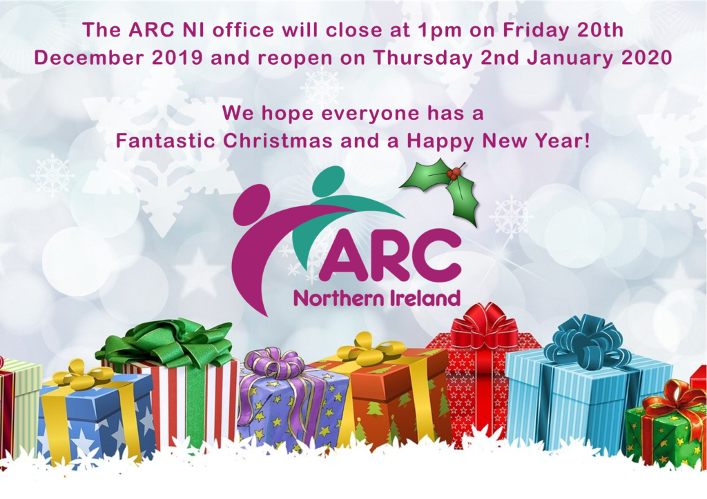 Xmas19 ARCNI Office Hours