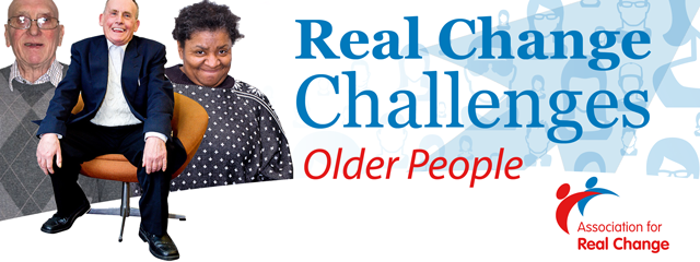 Image: Real Change Challenges, Older People