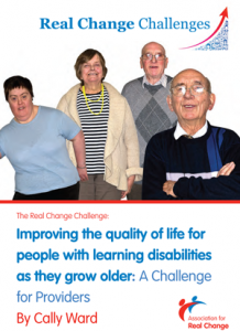 Real Change Challenge for Older People