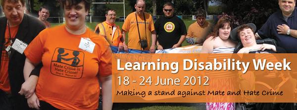 Image: Learning Disability Week 2012