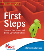 Image: First Steps Cover