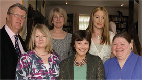 Image: The Evesham ARC Training Consortium Team