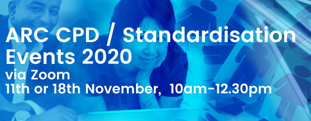 Calling all QAs and IQAs! Join us at a Standardisation event on 11th or 18th November, 10am-12.30pm