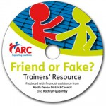 Image: Safety Net Friend or Fake CD
