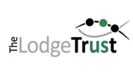 The LodgeTrust logo