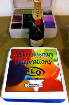 Photo: RLO Cake