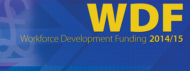 <strong>Workforce Development Funding 2014/2015 - funding request process </strong>