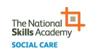 The National Skills Academy for Social Care together with NHS Employers are looking for a strong stakeholder group to help guide and plan an online 'one-stop shop' for managers and employers.