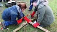 Heart of England Mencap were awarded £1,000 for Forest School training, to enable the people they support to visit forests and woodlands, learning personal, social and technical skills.