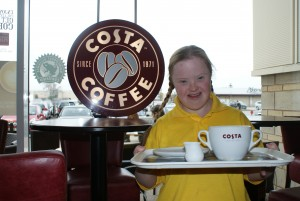 Amy McConville - Costa Coffee - 1