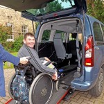 Kyle Mobility Vehicle