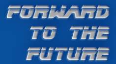 fwd to the future logo bladerunner