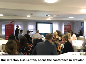 Lisa conference captioned