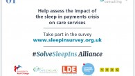 The Solve Sleep-Ins Alliance asks all learning disability providers to participate in the survey which has now been extended to close at midnight on Friday 9 March 2018.
