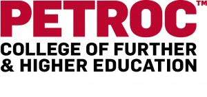 Petroc College of F & HE Logo HiRes