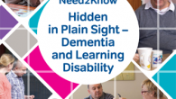 This report from FPLD highlights how more that a million of people with learning disabilities have become invisible in national dementia policy.