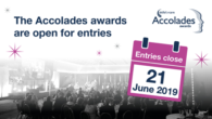 Have you entered your team members into the Skills for Care Accolades yet? Closing date 21 June