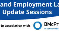 Book now on one of our four regional HR & Employment Law Update Sessions - <strong>POSTPONED</strong>