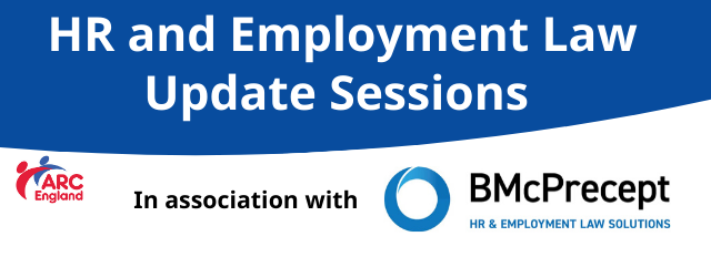 Book now on one of our four regional HR & Employment Law Update Sessions