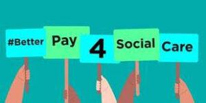 #BetterPay4SocialCare logo