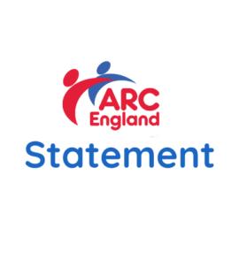 ARC England statement on DHSC staff vaccine consultation