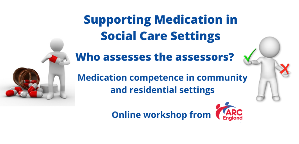Who assess the assessor? Medication competence in community and residential settings image